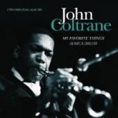 COLTRANE JOHN  - CD MY FAVORITE THINGS +..