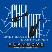 BAKER CHET & ART PEPPER  - CD PLAYBOYS