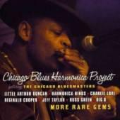 CHICAGO BLUES HARMONICA P  - CD MORE RARE GEMS