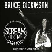 DICKINSON BRUCE  - DVD SCREAM FOR ME SARAJEVO