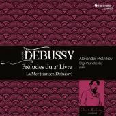 MELNIKOV ALEXANDER  - CD DEBUSSY: PRELUDES LIVRE II LA MER