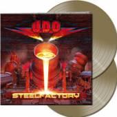 UDO  - 2xVINYL STEELFACTORY (GOLD) [VINYL]