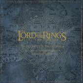 SOUNDTRACK  - 4xCD LORD OF THE RINGS:TWO..