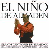 EL NINO DE ALMADEN  - CD GRANDS CANTAORES DU