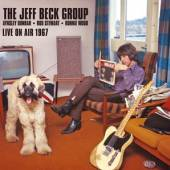 BECK JEFF -GROUP-  - CD LIVE ON AIR 1967