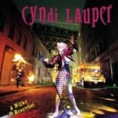 LAUPER CYNDI  - CD A NIGHT TO REMEMB..
