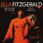 FITZGERALD ELLA  - 2xVINYL ELLA IN BERLIN/HOLLYWOOD [VINYL]