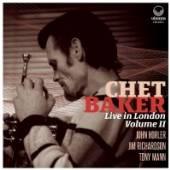 BAKER CHET  - CD CHET BAKER LIVE IN LONDON VOLUME II