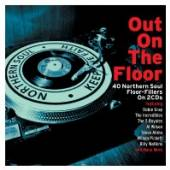 VARIOUS  - 2xCD OUT ON THE FLOOR -..