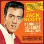SCOTT JACK  - 2xCD SINGLES & ALBUMS..