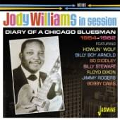 WILLIAMS JODY  - CD IN SESSION