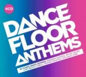 VARIOUS  - 4xCD DANCEFLOOR ANTHEMS