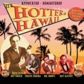 VARIOUS  - 4xCD IT'S HOTTER IN HAWAII