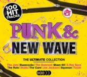 VARIOUS  - CD PUNK & NEW WAVE