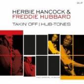 HANCOCK HERBIE & FREDDIE  - 2xVINYL TAKIN' OFF/HUB-TONES [VINYL]