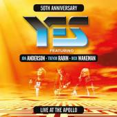 YES  - 2xCD LIVE AT THE APOLLO
