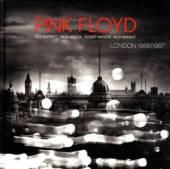 PINK FLOYD  - BCD LONDON 1966-1967 BOX LTD.