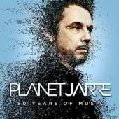JARRE JEAN-MICHEL  - CD PLANET JARRE