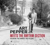 PEPPER ART  - CD MEETS THE RHYTHM..