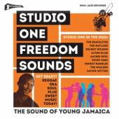 VARIOUS  - CD STUDIO ONE FREEDOM SOUNDS