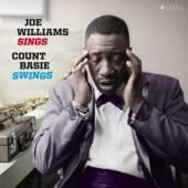 BASIE COUNT & JOE WILLIA  - CD JOE WILLIAMS SINGS, ..