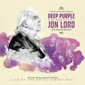 JON LORD DEEP PURPLE & FRIENDS  - VINYL DEEP PURPLE CE..