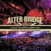 ALTER BRIDGE  - CD LIVE AT THE ROYAL..