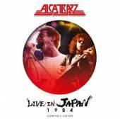 ALCATRAZZ  - CD LIVE IN JAPAN 1984 CD