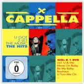 CAPPELLA  - CD U GOT TO LET THE MUSIC - THE H