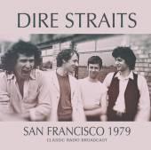DIRE STRAITS  - CD SAN FRANCISCO 1979