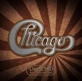 CHICAGO  - CD LIVE 1980 RADIO RECORDINGS
