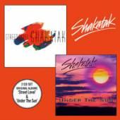 SHAKATAK  - 2xCD STREET LEVEL + UNDER..