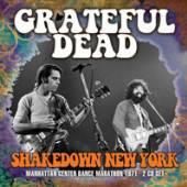 GRATEFUL DEAD  - CD+DVD SHAKEDOWN NEW YORK (2CD)