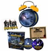 BRAINSTORM  - CD MIDNIGHT GHOST -BOX SET-