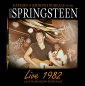 CATS ON A SMOOTH SURFACE WITH ..  - CD LIVE 1982