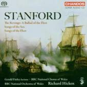 C.V. STANFORD  - SA STANFORD: ORCHESTRAL SONGS
