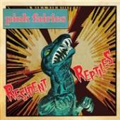 PINK FAIRIES  - CD RESIDENT REPTILES