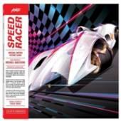 SOUNDTRACK  - 2xVINYL SPEED RACER ..