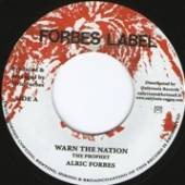 FORBES ALRIC  - SI WARN THE.. -REISSUE- /7