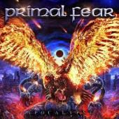 PRIMAL FEAR  - CDD APOCALYPSE LTD.