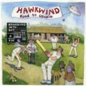 HAWKWIND  - CD ROAD TO UTOPIA