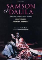 ROYAL OPERA COVENT GARDEN  - DV SAMSON ET DALILA