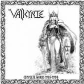 VALKYRIE  - CD+DVD COMPLETE WORK..