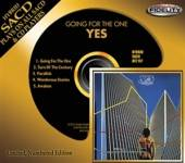 YES  - CD GOING FOR THE ONE [LTD]