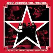 RAGE AGAINST THE MACHINE  - 2xVINYL LIVE AT THE ..