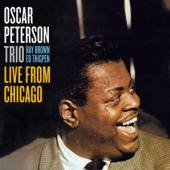 PETERSON OSCAR -TRIO-  - CD LIVE FROM CHICAGO
