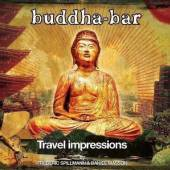 VARIOUS  - 2xCD BUDDHA BAR TRAVEL