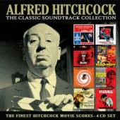 ALFRED HITCHCOCK  - 4xCD THE CLASSIC SOU..