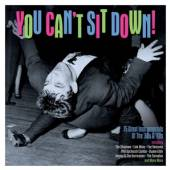 VARIOUS  - 3xCD YOU CAN'T SIT DOWN!