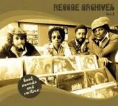 VARIOUS  - CD REGGAE ARCHIVES VOL.1